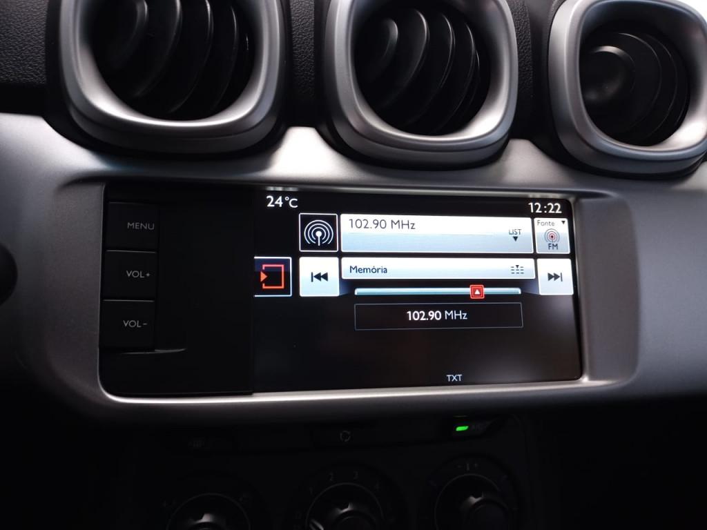 Imagem do veículo AIRCROSS 1.6 feel 16v flex 4p automatico