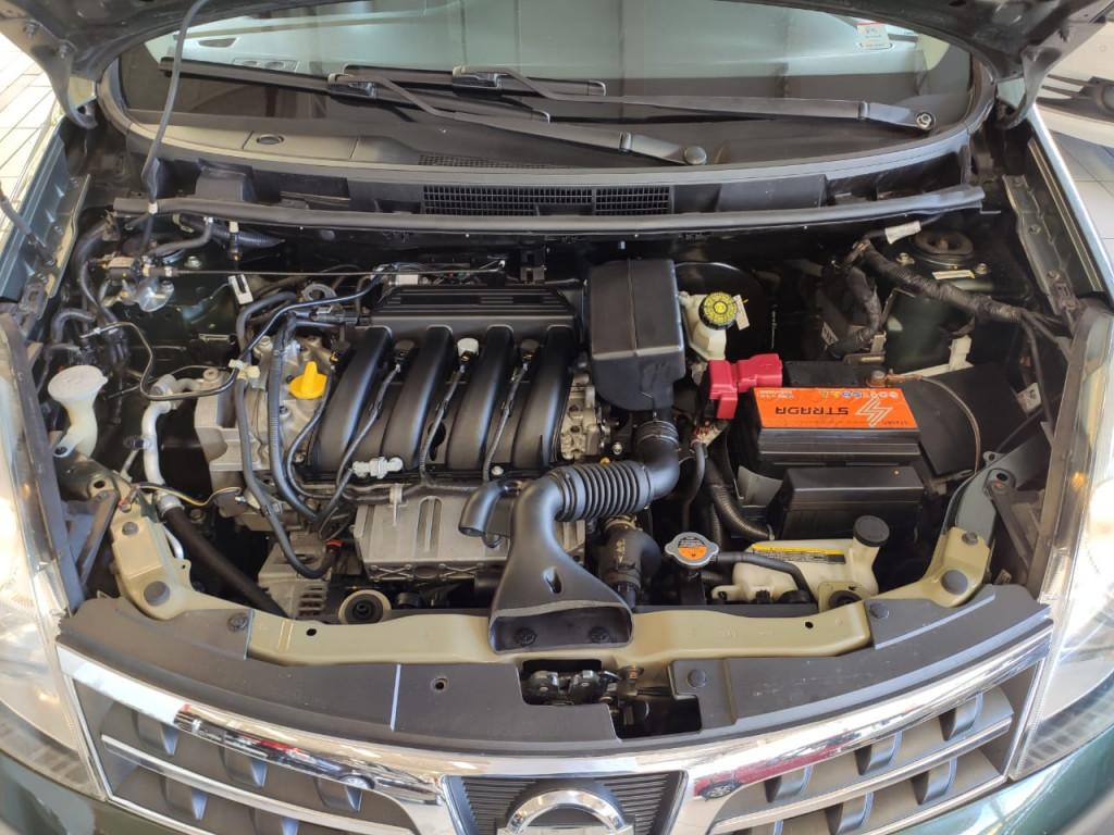 Imagem do veículo NISSAN LIVINA 1.6 SL X-GEAR 16V FLEX 4P MANUAL