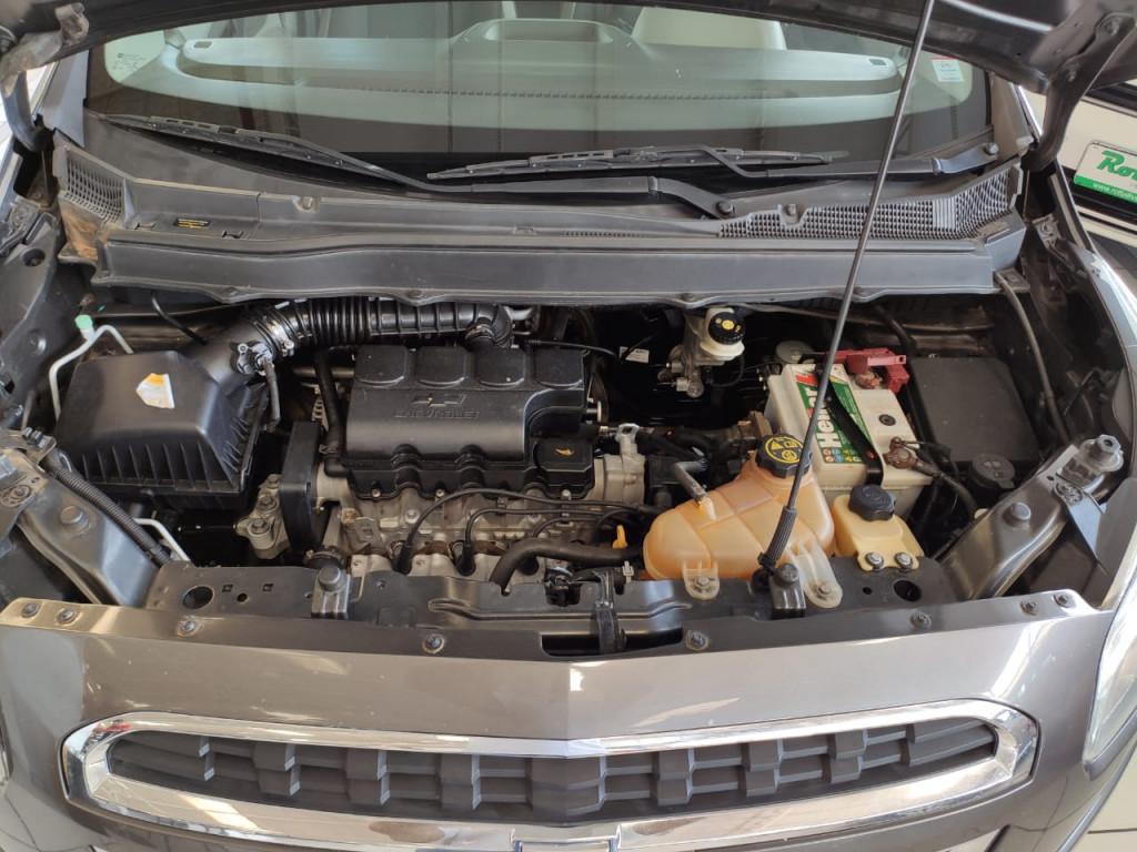 Imagem do veículo CHEVROLET SPIN 1.8 LT AUTOMÁTICO 2015 + 04 PNEUS NOVOS!!