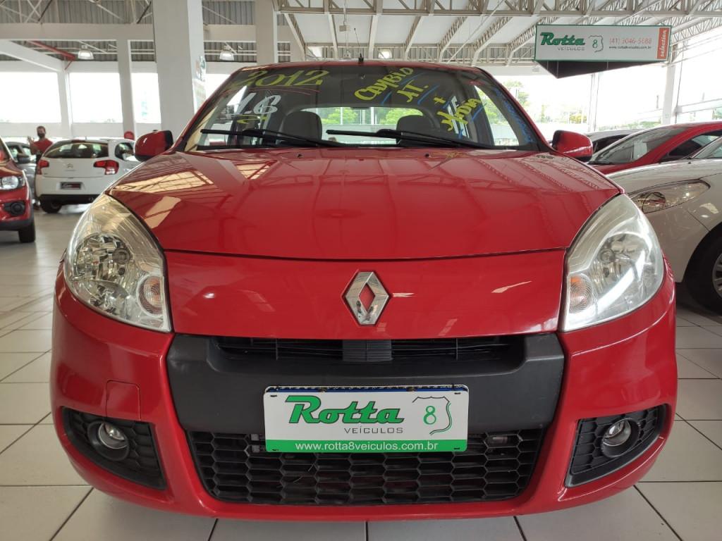 Imagem do veículo RENAULT SANDERO 1.6 PRIVILEGE FLEX AUTOMÁTICO + MÍDIA + PNEUS NOVOS!
