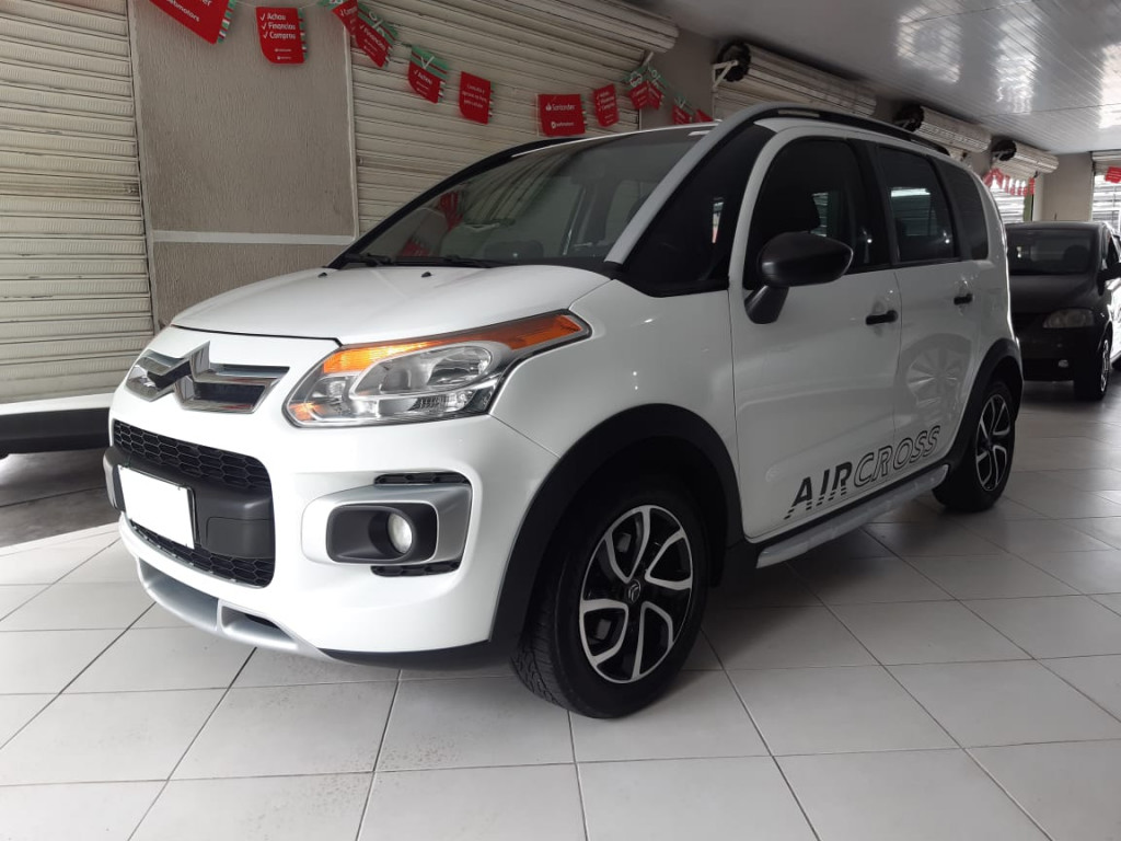 CITROËN C3 AIRCROSS GLX 1.6 16V FLEX MANUAL