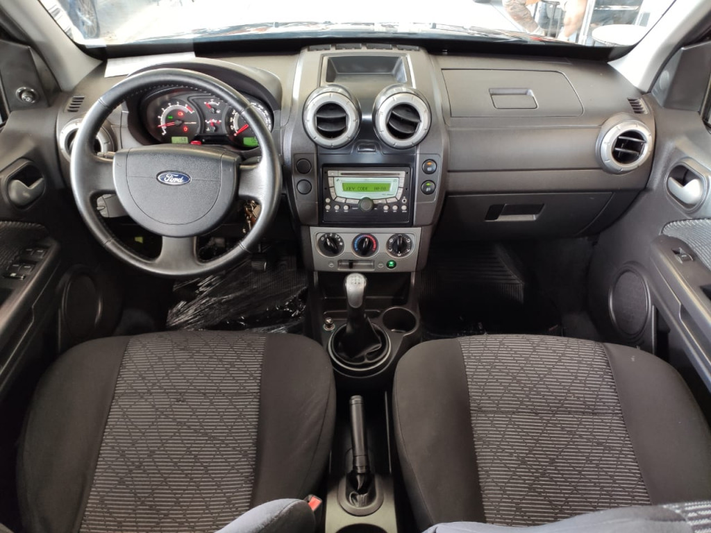 Imagem do veículo FORD ECOSPORT 1.6 FREESTYLE 16V FLEX 4P MANUAL 2011 - SUPER REVISADA!!!