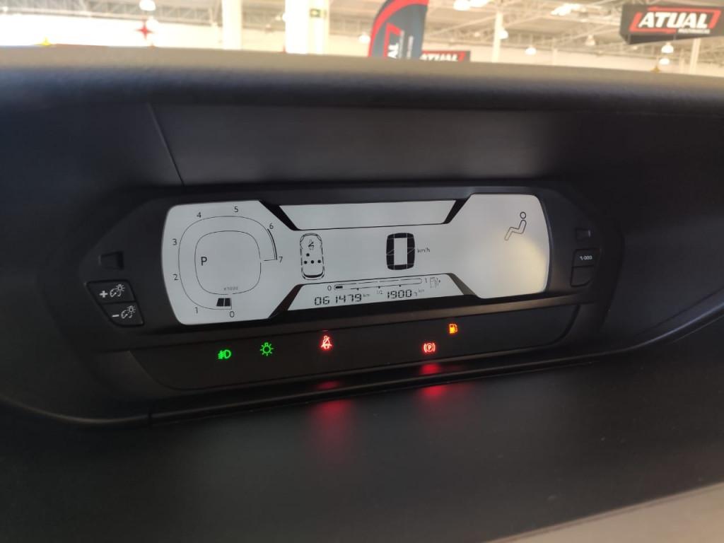 Imagem do veículo CITROËN C4 PICASSO 1.6 SEDUCTION THP 2017 - ÚNICO DONO - TODAS REVISÕES CONCESSIONÁRIA!!