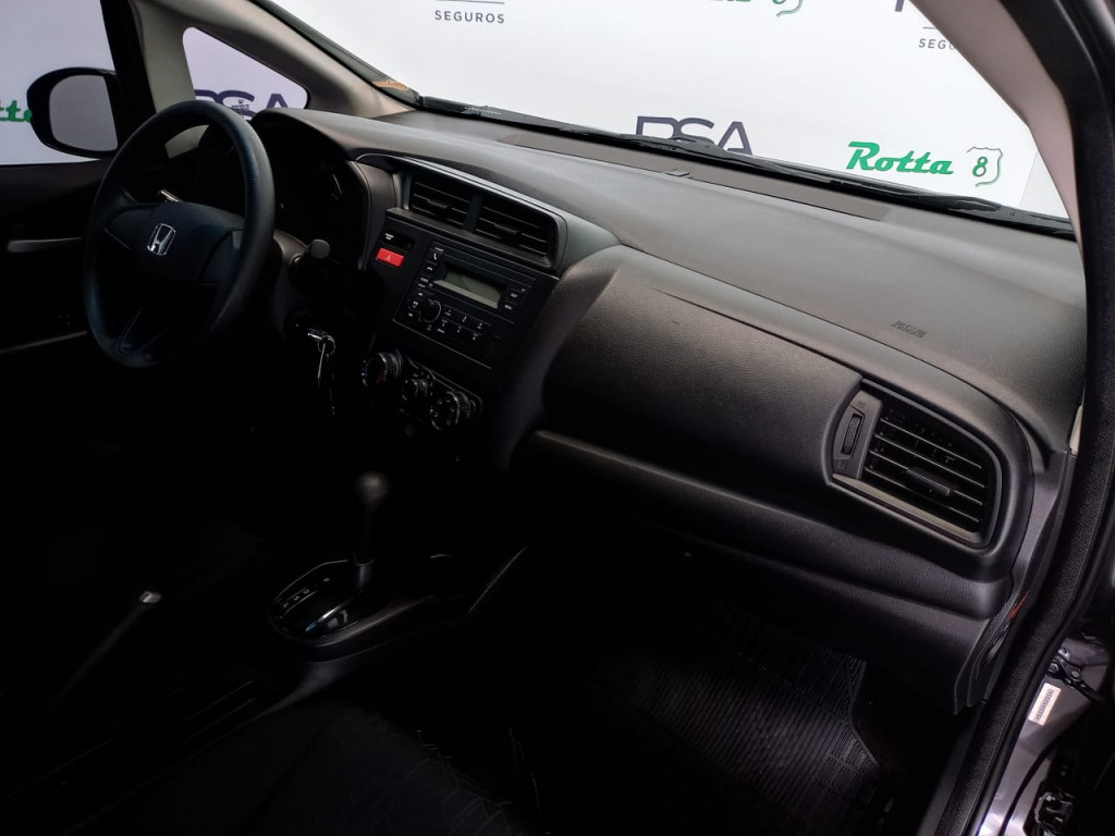 Imagem do veículo FIT 1.4 LX 16V FLEX 4P AUTOMÁTICO - COM APENAS 45 MIL KM !!!
