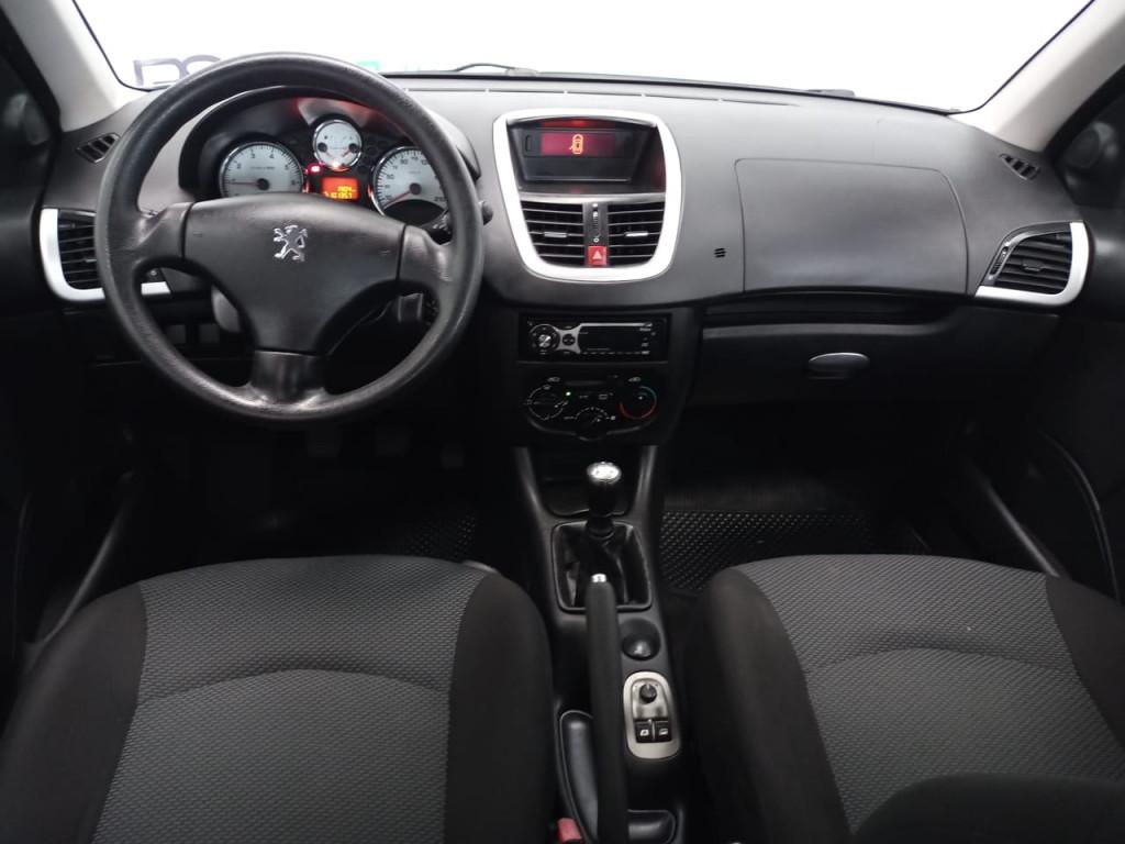 Imagem do veículo 207 1.4 xr 8v flex 4p manual