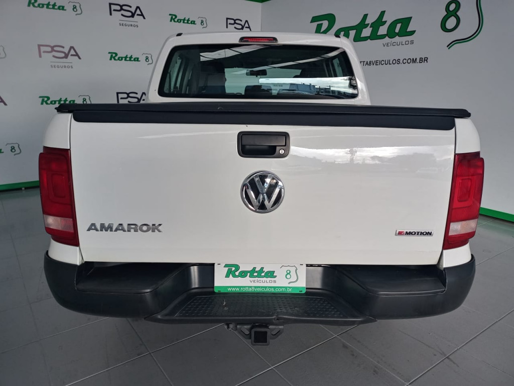 Imagem do veículo AMAROK 2.0 4X4 CD 16V TURBO INTERCOOLER DIESEL 4P MANUAL