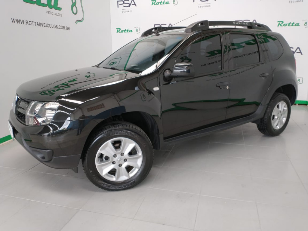 DUSTER 1.6 16V SCE FLEX EXPRESSION X-TRONIC