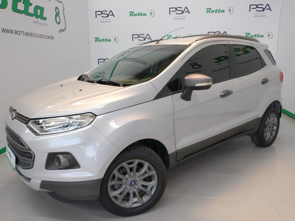 Imagem do veículo ECOSPORT 1.6 FREESTYLE 16V FLEX 4P MANUAL