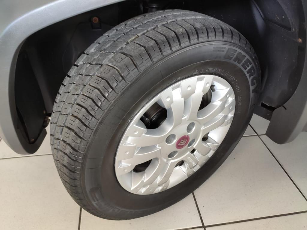 Imagem do veículo FIAT STRADA 1.8 ADV CD 16V FLEX 2P MANUAL - A VERDADERIA MOSCA BRANCA!!!!!