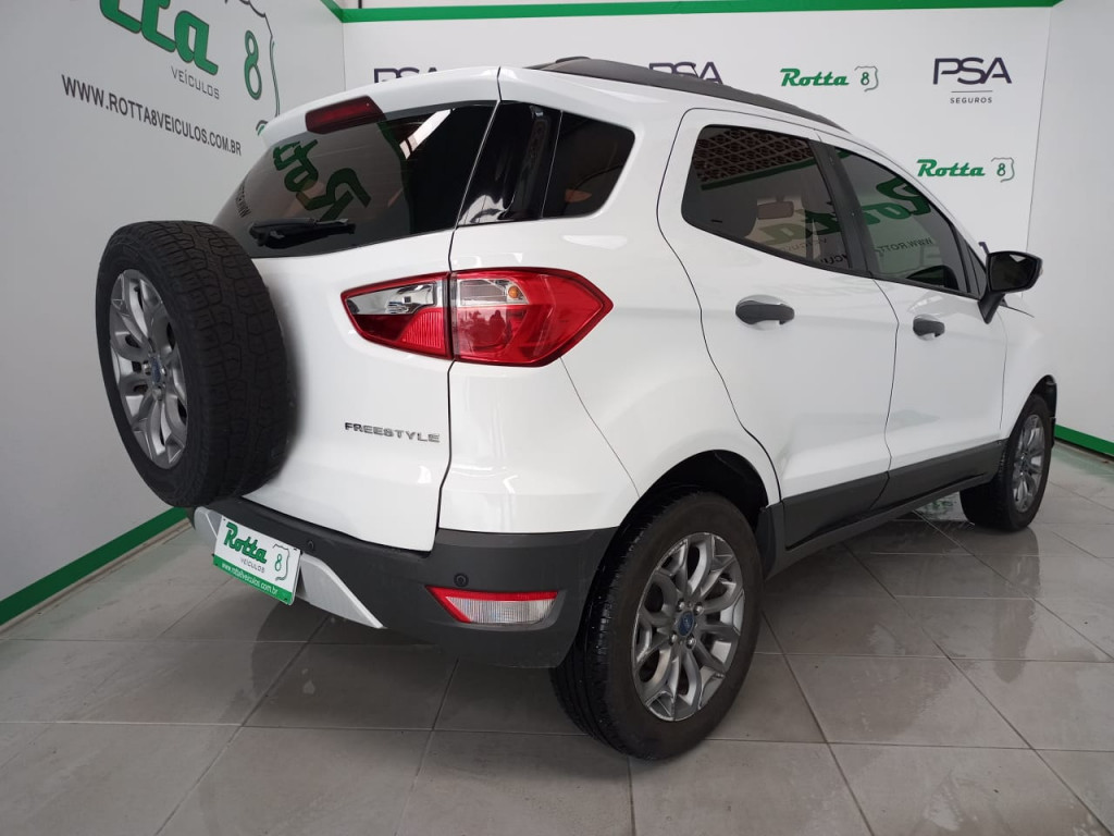Imagem do veículo ECOSPORT 2.0 FREESTYLE 16V FLEX 4P MANUAL