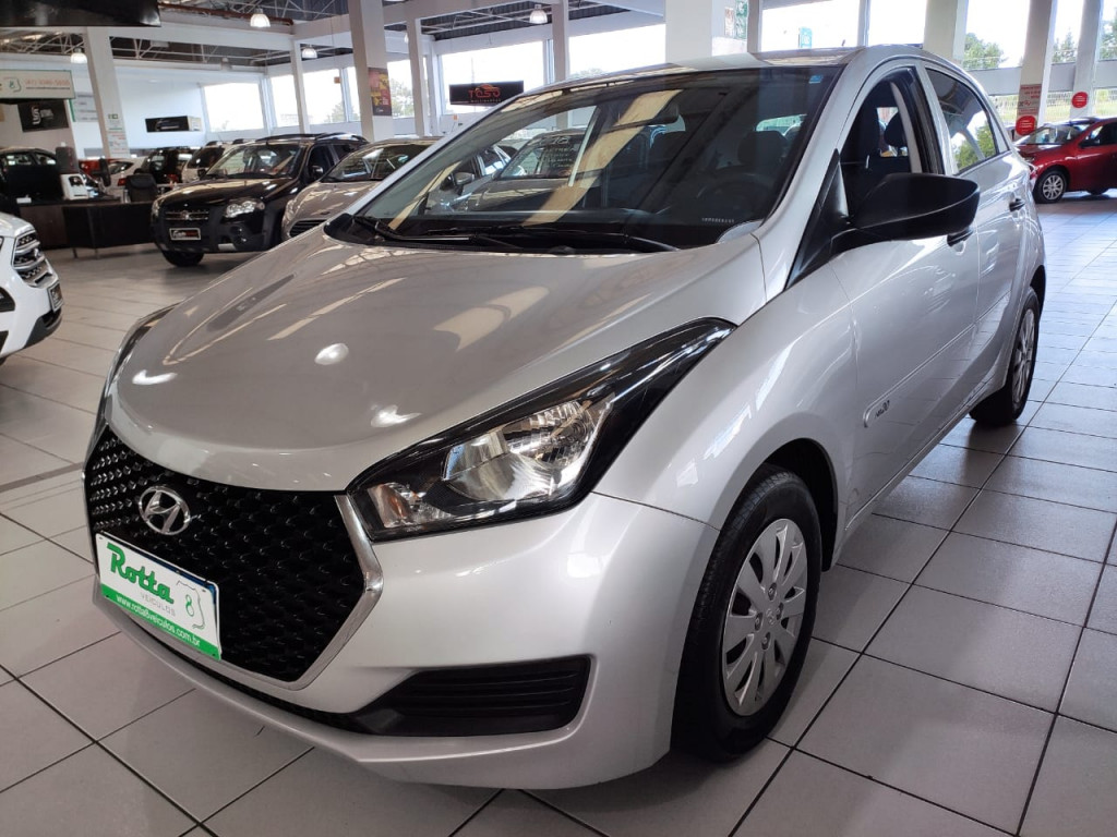 HYUNDAI HB20 1.0 UNIQUE 12V FLEX 4P MANUAL COM APENAS 22 MIL KM!!!!!