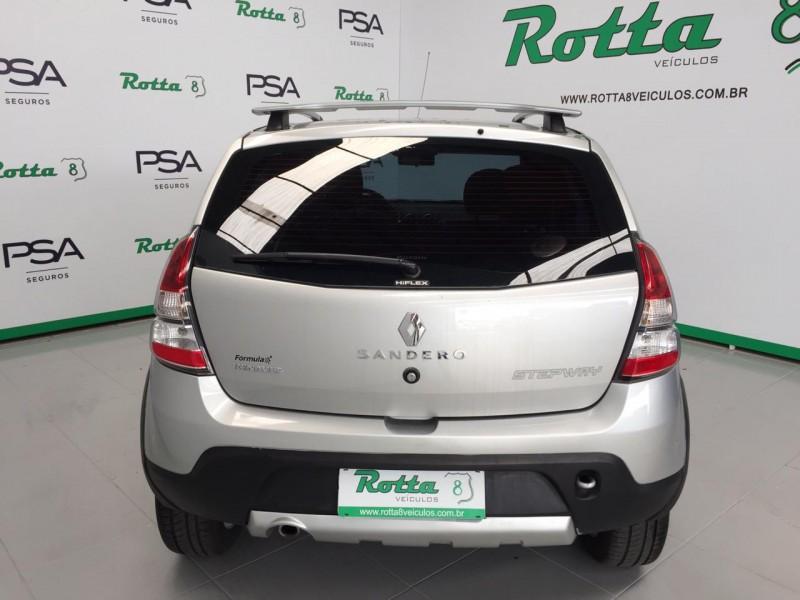 Imagem do veículo SANDERO 1.6 STEPWAY  FLEX - MUITO CONSERVADO !!!
