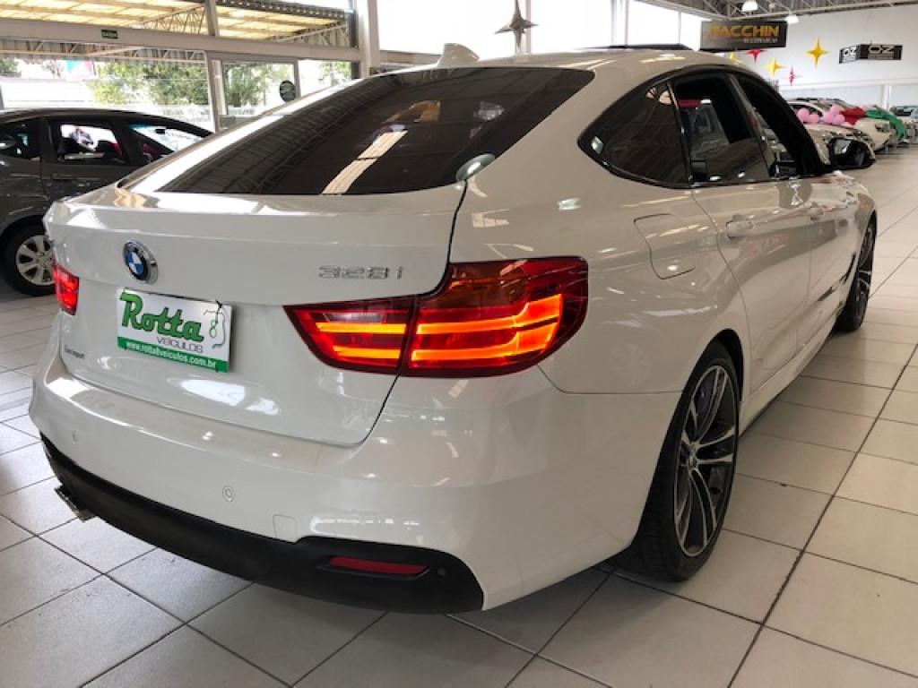 Imagem do veículo BMW 328i 2.0 GT M SPORT 16V GAS. 4P AUT. 2015 COM APENAS 46 MIL KM!!!