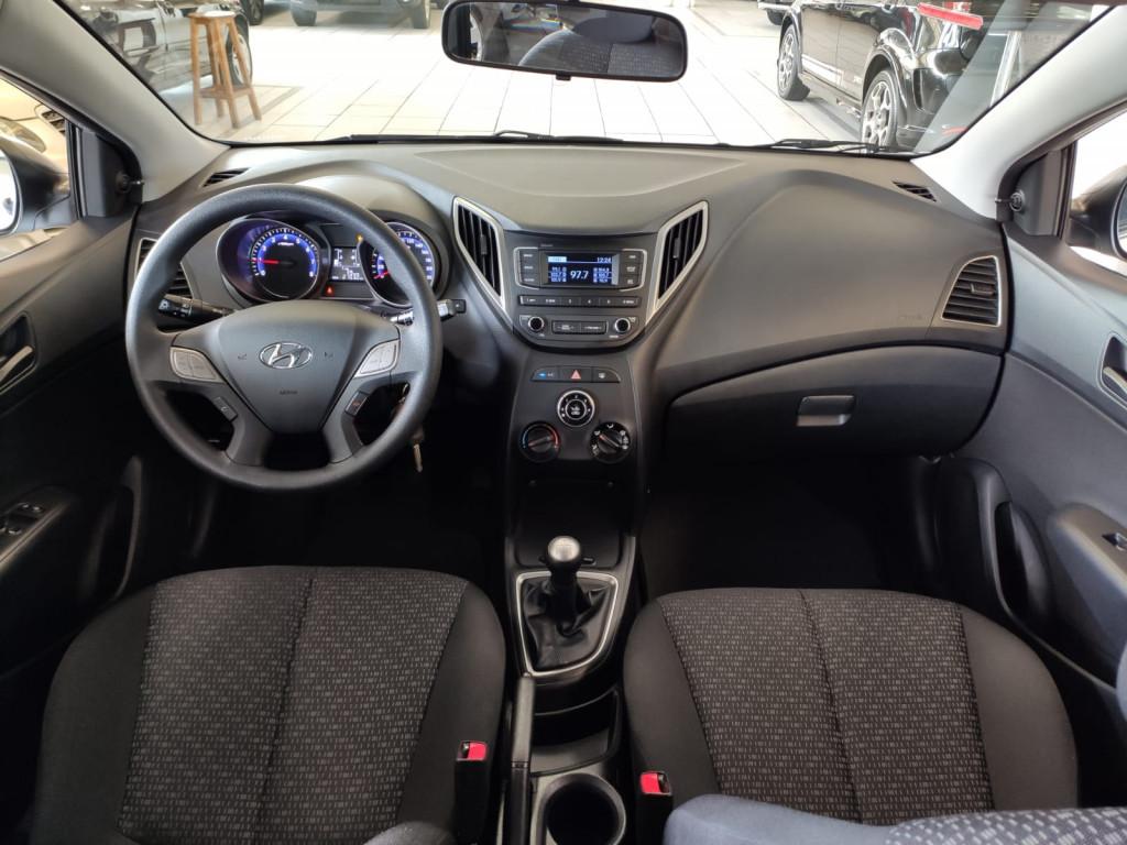 Imagem do veículo HYUNDAI HB20 1.0 UNIQUE 12V FLEX 4P MANUAL - ESTADO DE ZERO - COM EPENAS 14.977 KM !!!