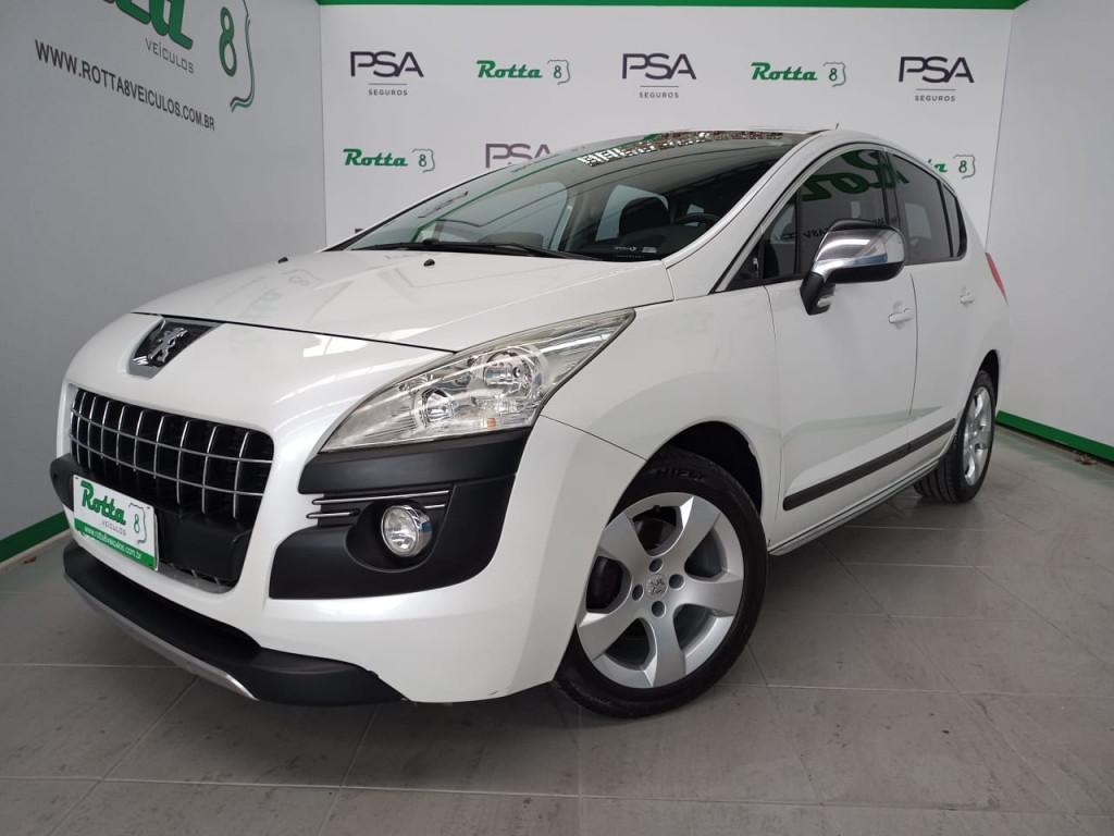 3008 1.6 allure thp 16v gasolina 4p automatico - COM APENAS 87 MIL KM !!!