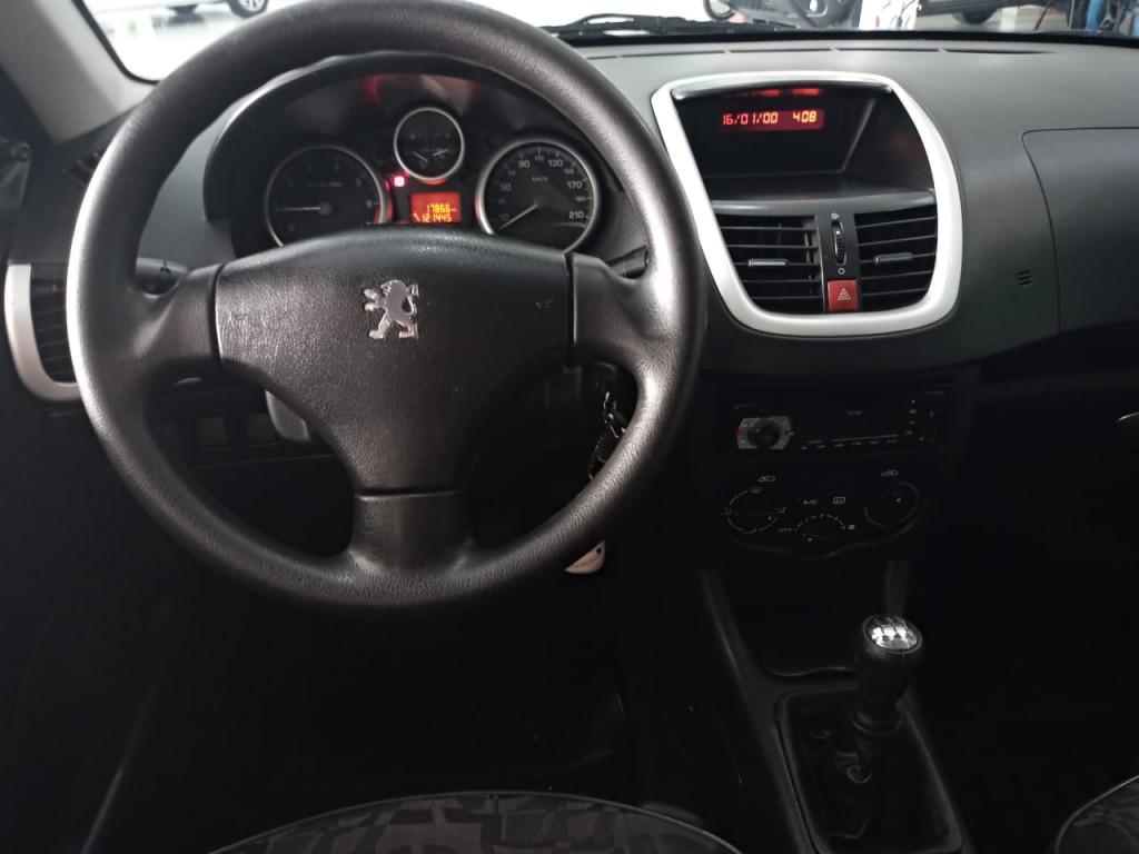 Imagem do veículo 207 1.4 xr passion 8v flex 4p manual
