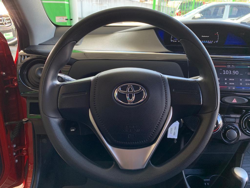 Imagem do veículo TOYOTA ETIOS 1.5 X SEDAN 16V FLEX 4P AUTOMÁTICO