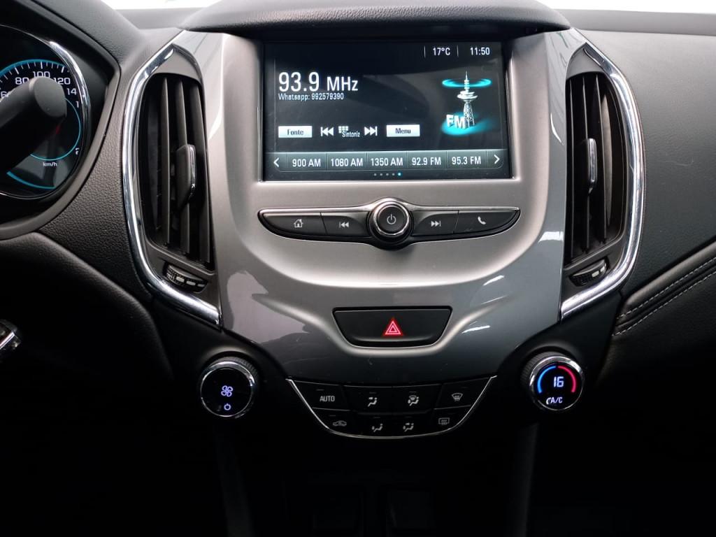 Imagem do veículo CRUZE 1.4 turbo lt 16v flex 4p automatico - com 33 mil km !!!
