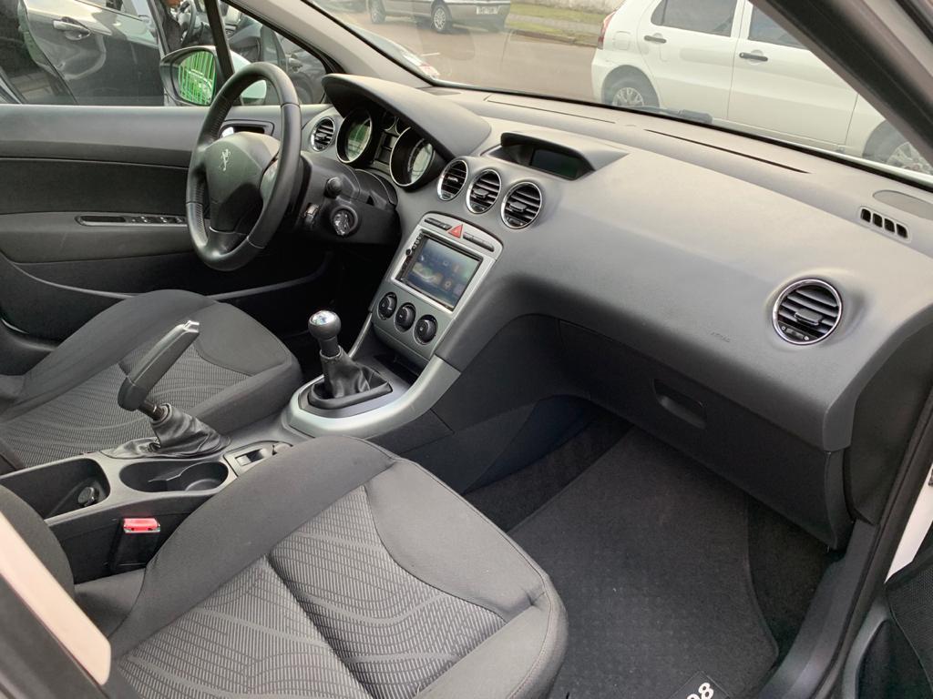 Imagem do veículo PEUGEOT 308 1.6 active 16v flex 4p manual!! COM TETO PANORÂMICO!!!