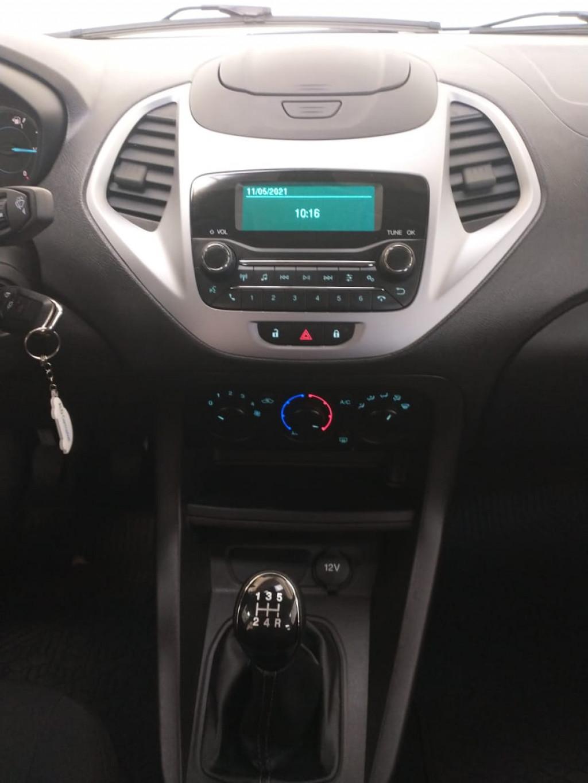 Imagem do veículo FORD KA 1.0 SE 12V FLEX - COM APENAS 9 MIL KM !!!
