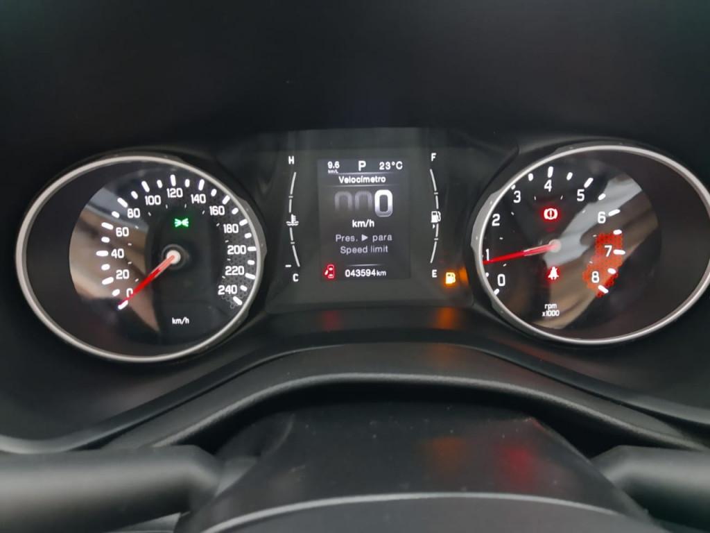 Imagem do veículo TORO 1.8 16V EVO FLEX FREEDOM OPEN EDITION AT6