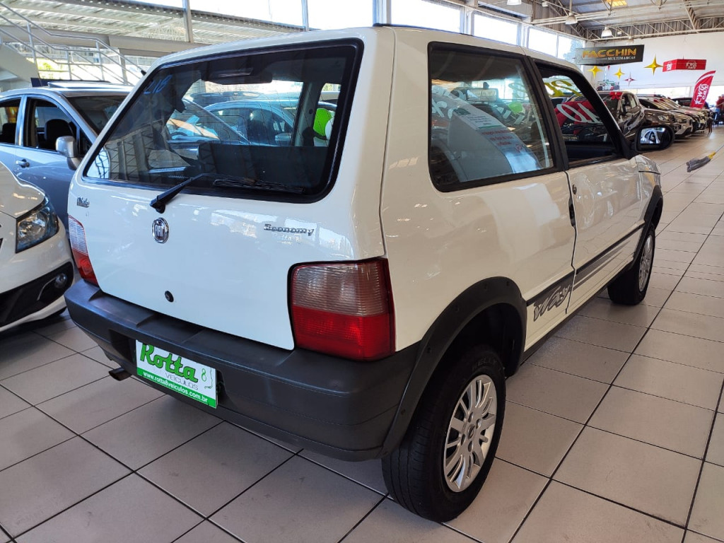 Imagem do veículo MARAVILHOSO FIAT UNO 1.0 MPI MILLE WAY ECONOMY 8V FLEX 2P MANUAL !!!  Financiamento próprio, consulte condiçoes !!!