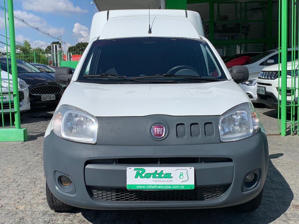 FIAT FIORINO 1.4 mpi furgao 8v flex 2p manual
