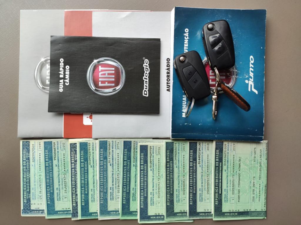 Imagem do veículo FIAT PUNTO 1.6 ESSENCE 16V FLEX 4P AUTOMATIZADO!! FINANCIAMENTO PRÓPRIO, CONSULTE CONDIÇÕES !!!