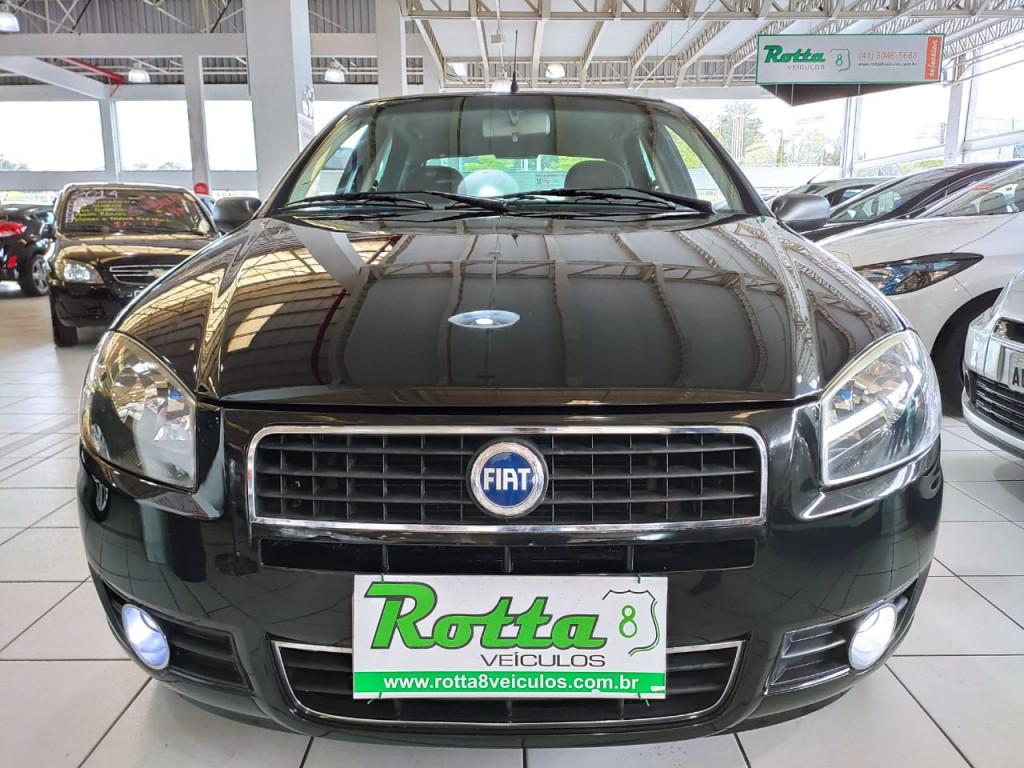 FIAT PALIO 1.8 R 8V FLEX 4P MANUAL RARIDADE !!!