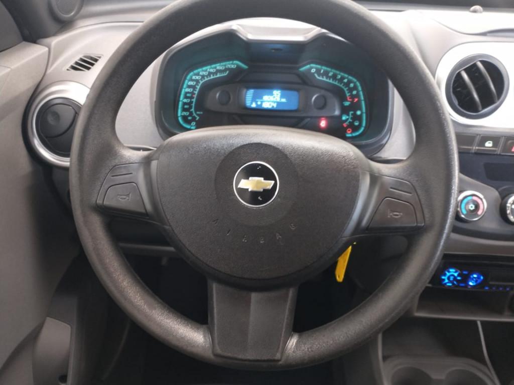 Imagem do veículo AGILE 1.4 MPFI LTZ 8V FLEX 4P MANUAL