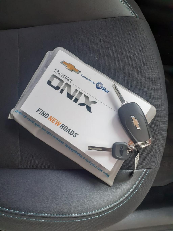 Imagem do veículo CHEVROLET ONIX 1.0 MPFI LT 8V FLEX 4P MANUAL