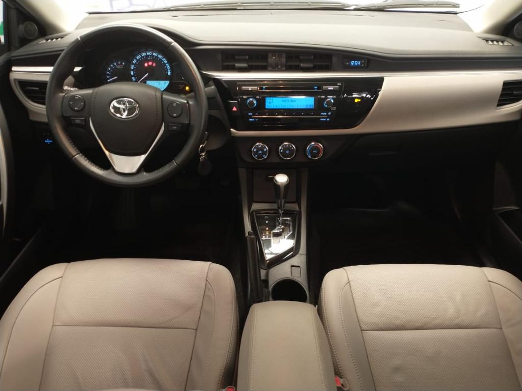 Imagem do veículo COROLLA 1.8 gli 16v flex 4p automatico - COM APENAS 63 MIL KM !!!