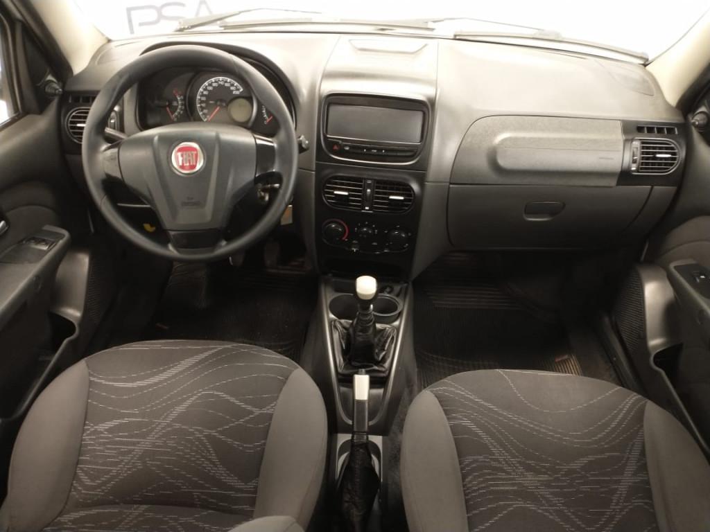 Imagem do veículo SIENA 1.0 MPI EL 8V FLEX 4P MANUAL