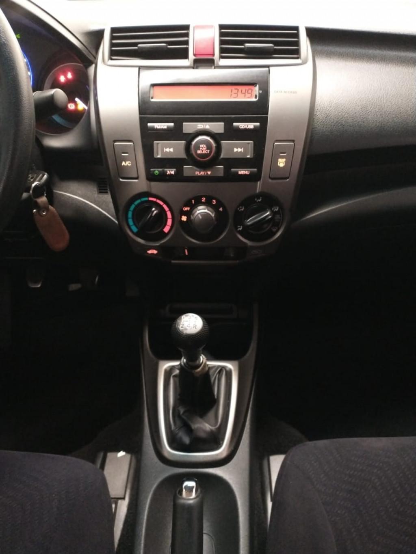 Imagem do veículo CITY 1.5 lx 16v flex 4p manual