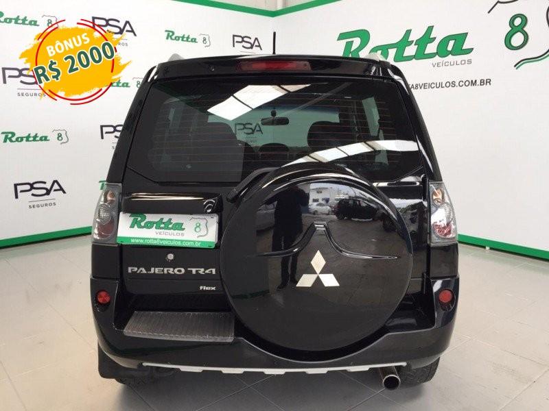 Imagem do veículo TR4 2.0 FLEX 4X4 AUTOMATICA - MUITO CONSERVADA !!!