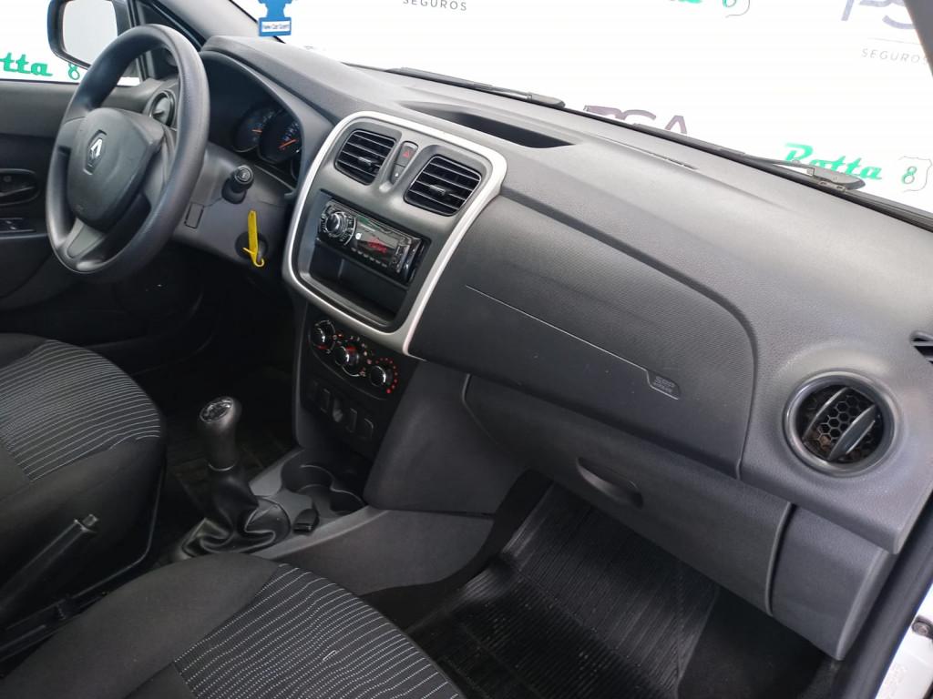 Imagem do veículo SANDERO 1.0 AUTHENTIQUE 16V FLEX 4P MANUAL