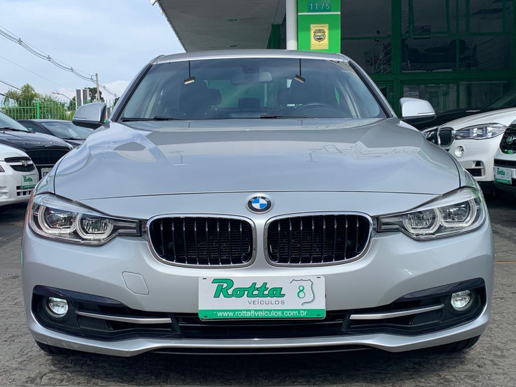 BMW 320i 2.0 16v turbo active flex 4p - EXCEPCIONAL ESTADO DE CONSERVAÇÃO -