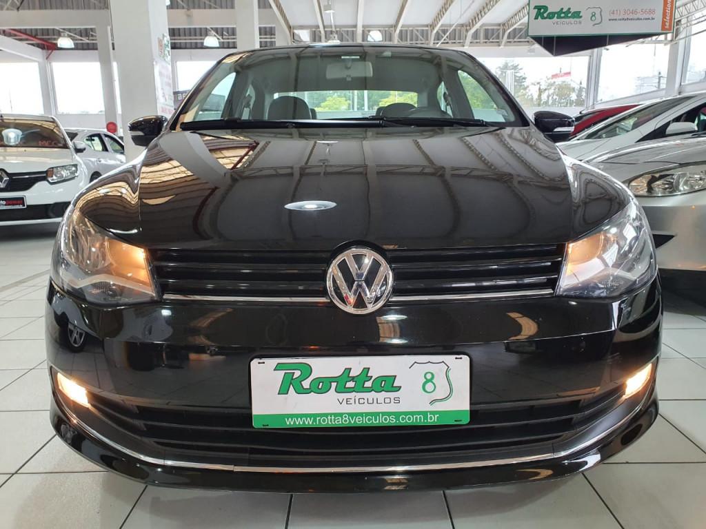VW VOYAGE 1.6 MI COMFORTLINE 8V FLEX 4P I MOTION 2013!!!BANCOS DE COURO!!!