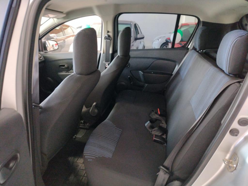 Imagem do veículo SANDERO 1.0 12V SCE FLEX AUTHENTIQUE MANUAL