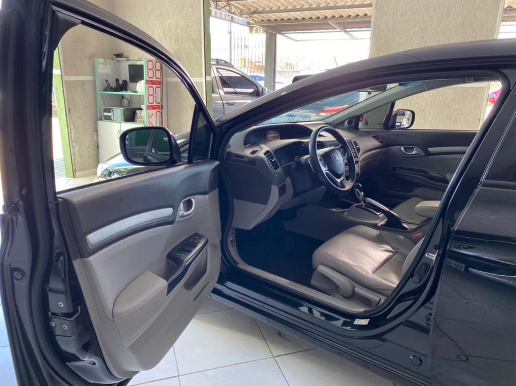 Imagem do veículo HONDA CIVIC 1.7 EXS 16V GASOLINA 4P AUTOMÁTICO