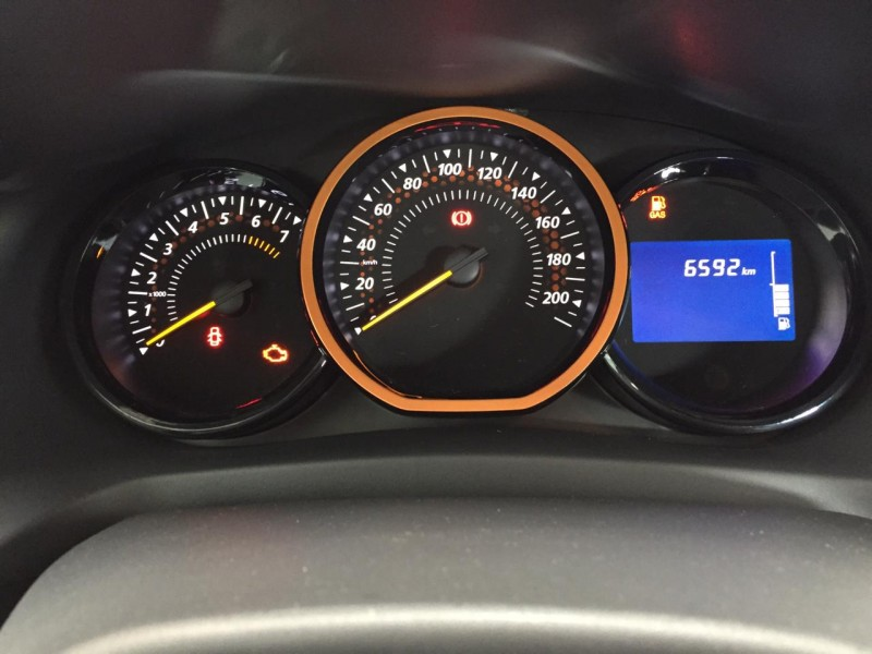 Imagem do veículo SANDERO 1.6 16V SCE FLEX STEPWAY DYNAMIQUE MANUAL - com apenas 6 mil km !!!