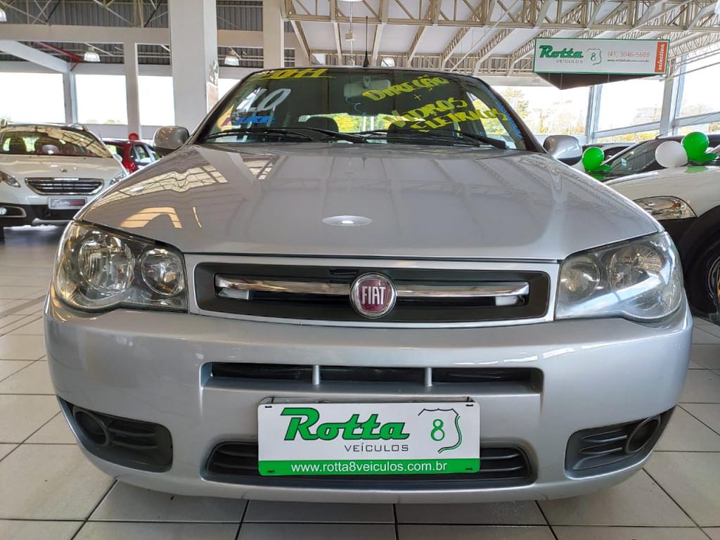 FIAT PALIO 1.0 MPI FIRE 8V FLEX 4P MANUAL 2011!!! COM DIREÇÃO HIDRAÚLICA!!!