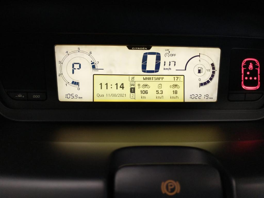 Imagem do veículo C4 PICASSO 2.0 16V GASOLINA 4P AUTOMÁTICO