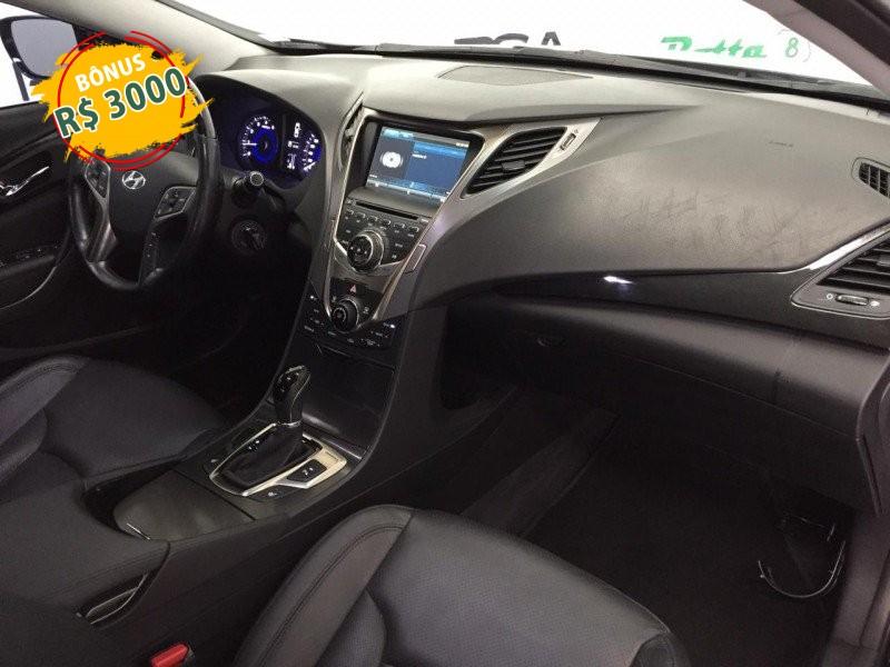 Imagem do veículo AZERA 3.0 V6 24V  GLS - COM APENAS 71 MIL KM !!!