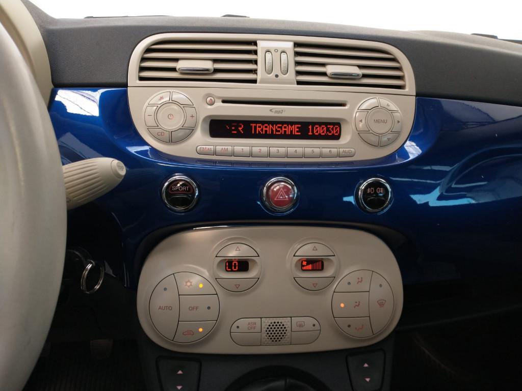 Imagem do veículo 500 1.4 LOUNGE 16V GASOLINA 2P MANUAL