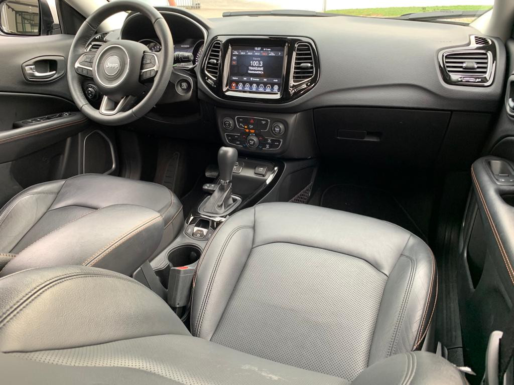 Imagem do veículo JEEP COMPASS 2.0 16V FLEX LIMITED AUTOMÁTICO - UM SUPER SUV - RECHEADO DE OPCIONAIS!!!
