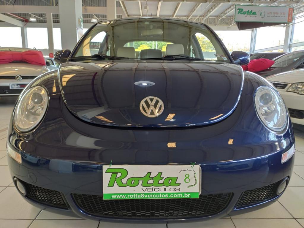 VOLKSWAGEN NEW BEETLE 2.0  GASOLINA 2P AUTOMÁTICO 2010  - EXCLUSIVO  INTERNA CARAMELO !