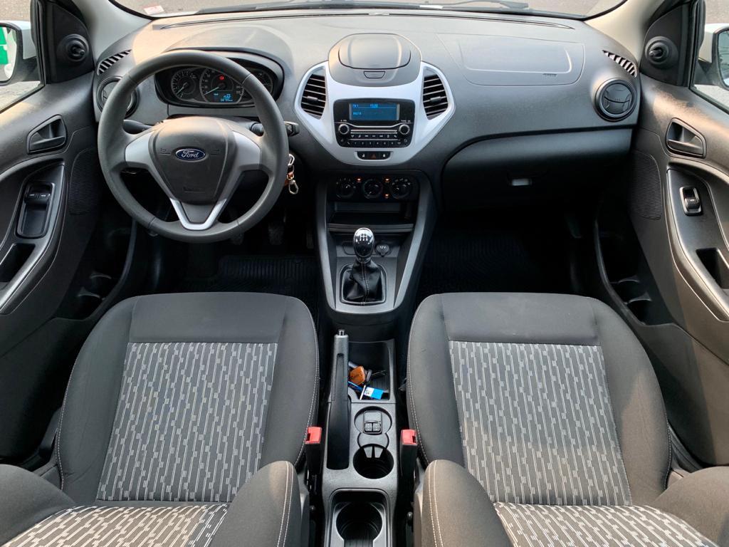 Imagem do veículo FORD KA 1.5 SE 16V FLEX 4P MANUAL - EXCELETE CUSTO BENEFICIO !!!