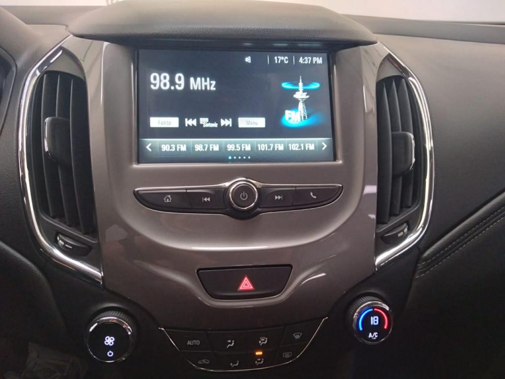 Imagem do veículo CRUZE 1.4 TURBO LT 16V FLEX 4P AUTOMÁTICO - COM APENAS 32 MIL KM !!