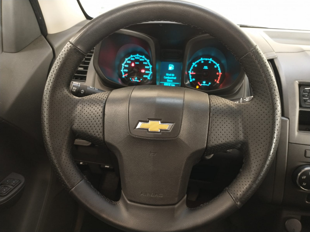 Imagem do veículo S10 2.4 LS 4X2 CD 8V FLEX 4P MANUAL